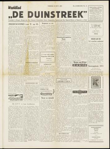 De Duinstreek 1955-10-21