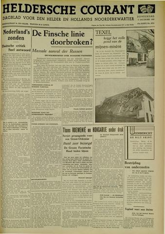 Heldersche Courant 1939-12-07