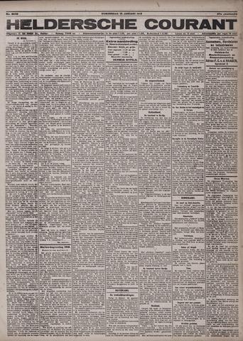 Heldersche Courant 1919-01-16