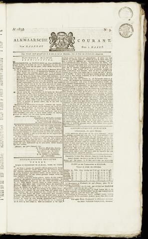 Alkmaarsche Courant 1835-03-02