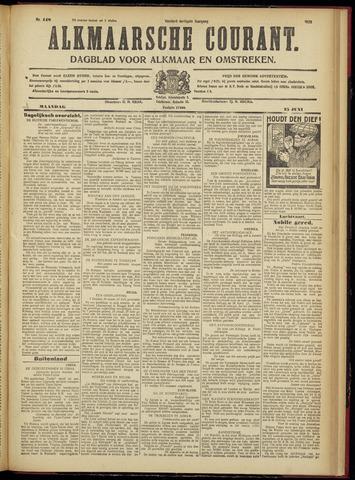 Alkmaarsche Courant 1928-06-25