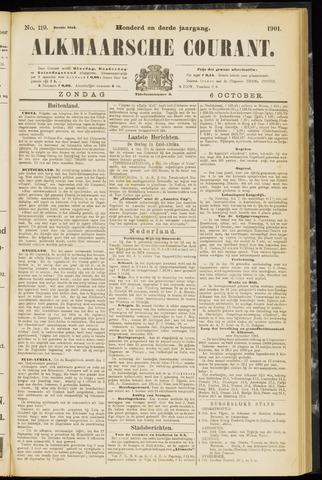 Alkmaarsche Courant 1901-10-06