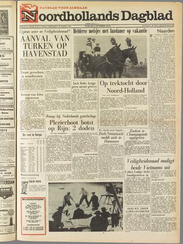 Noordhollands Dagblad : dagblad voor Alkmaar en omgeving 1964-08-08