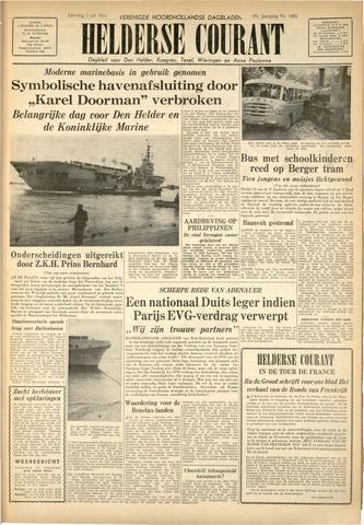 Heldersche Courant 1954-07-03
