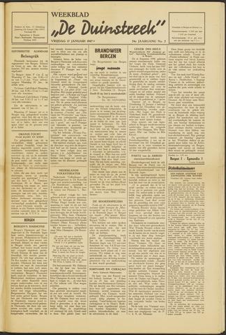 De Duinstreek 1947-01-17