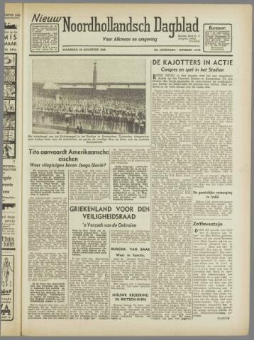 Nieuw Noordhollandsch Dagblad : voor Alkmaar en omgeving 1946-08-26