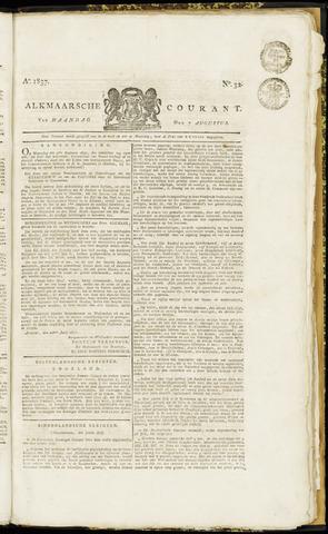 Alkmaarsche Courant 1837-08-07