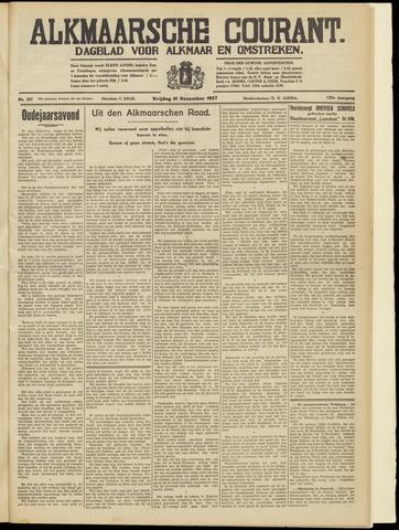 Alkmaarsche Courant 1937-12-31