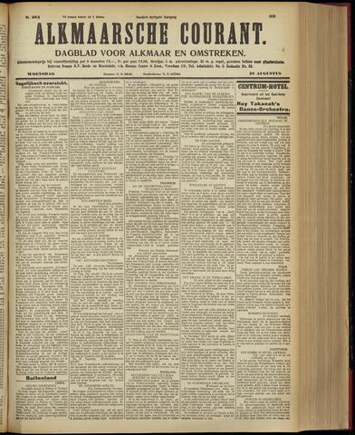 Alkmaarsche Courant 1928-08-29