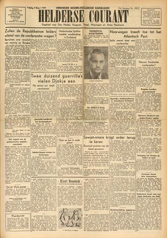 Heldersche Courant 1949-03-04