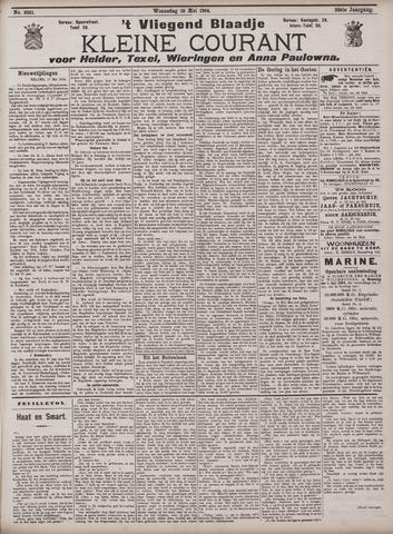 Vliegend blaadje : nieuws- en advertentiebode voor Den Helder 1904-05-18