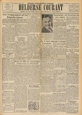 Heldersche Courant 1949-03-23
