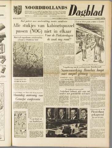 Noordhollands Dagblad : dagblad voor Alkmaar en omgeving 1959-05-09