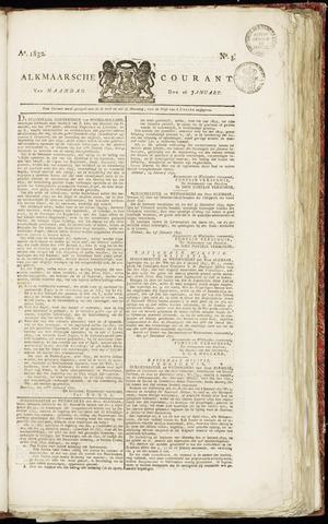 Alkmaarsche Courant 1832-01-16
