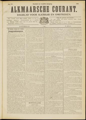 Alkmaarsche Courant 1910-07-09