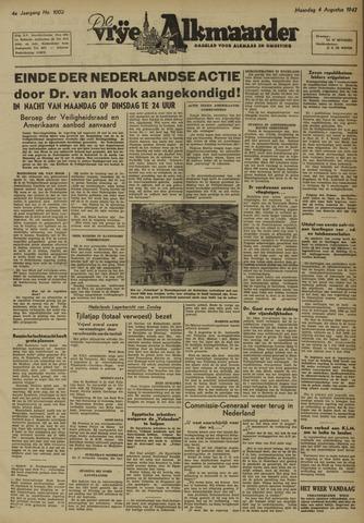 De Vrije Alkmaarder 1947-08-04