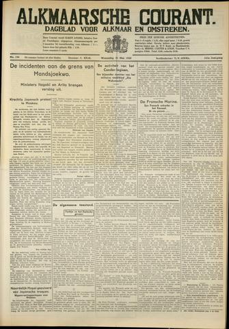 Alkmaarsche Courant 1939-05-31