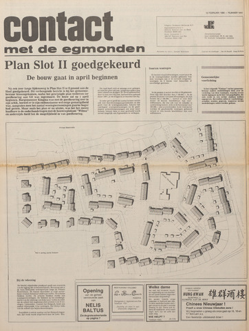 Contact met de Egmonden 1980-02-13