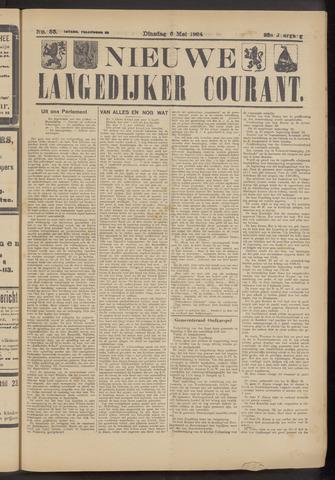 Nieuwe Langedijker Courant 1924-05-06