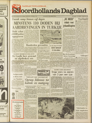 Noordhollands Dagblad : dagblad voor Alkmaar en omgeving 1967-07-28