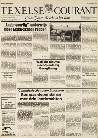 Texelsche Courant 1982-08-27