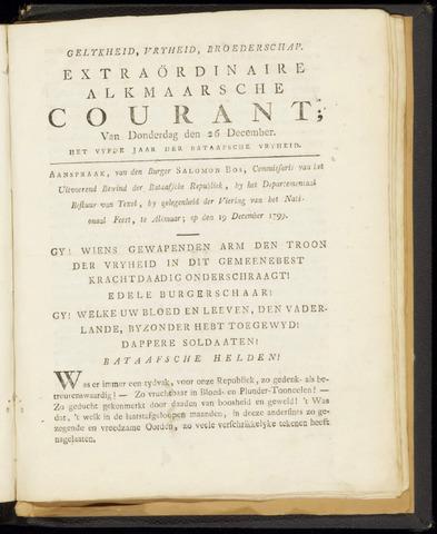 Alkmaarsche Courant 1799-12-26