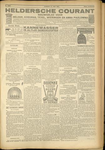 Heldersche Courant 1927-06-21