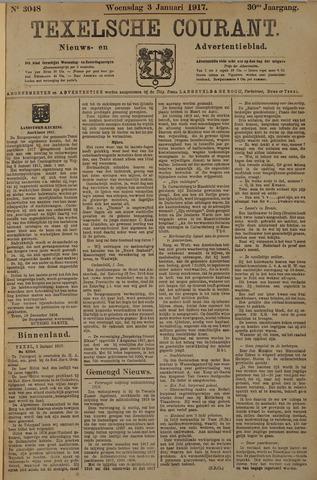 Texelsche Courant 1917