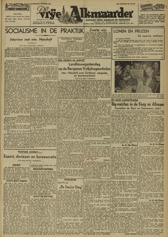 De Vrije Alkmaarder 1946-10-05