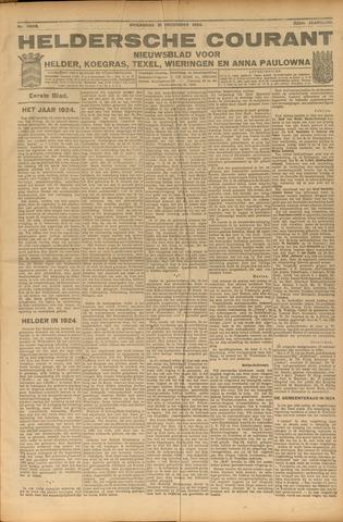 Heldersche Courant 1924-12-31
