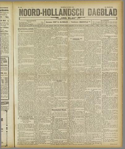 Ons Blad : katholiek nieuwsblad voor N-H 1921-04-18