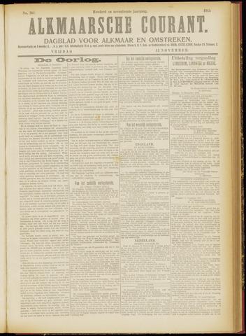 Alkmaarsche Courant 1915-11-12