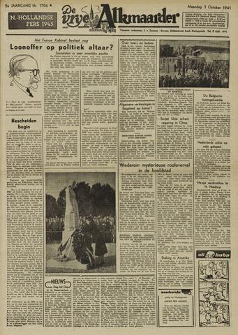 De Vrije Alkmaarder 1949-10-03