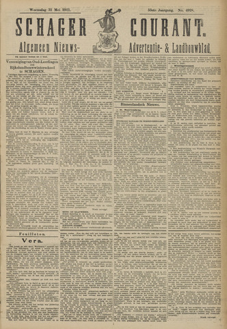 Schager Courant 1911-05-31