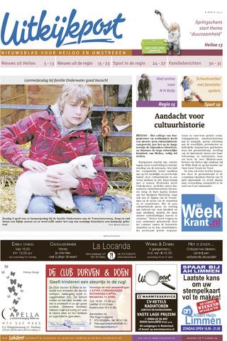Uitkijkpost : nieuwsblad voor Heiloo e.o. 2011-04-06