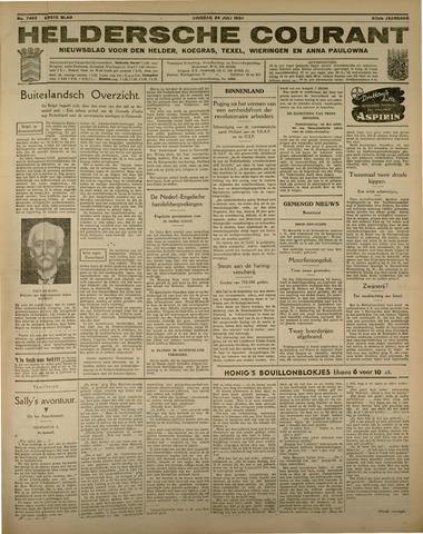 Heldersche Courant 1934-07-24