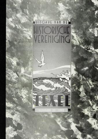 Uitgave Historische Vereniging Texel 1992-03-01