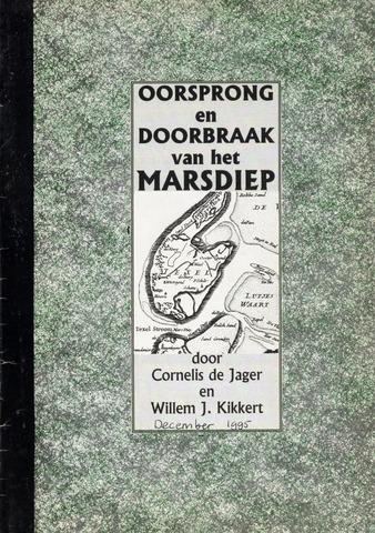 Uitgave Historische Vereniging Texel 1995-12-15