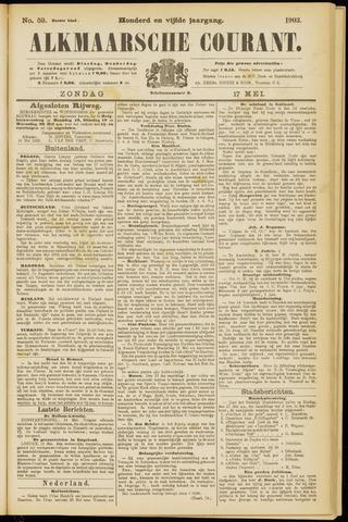 Alkmaarsche Courant 1903-05-17