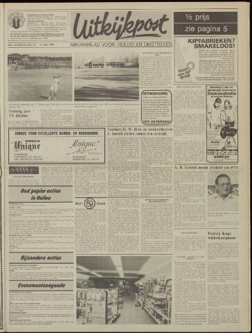 Uitkijkpost : nieuwsblad voor Heiloo e.o. 1985-06-05