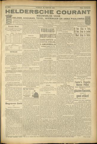 Heldersche Courant 1925-02-28