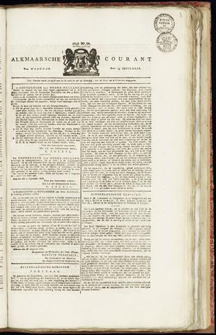 Alkmaarsche Courant 1828-09-15