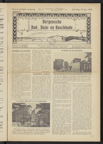 Bergensche bad-, duin- en boschbode 1949-06-18