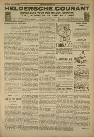 Heldersche Courant 1930-06-28
