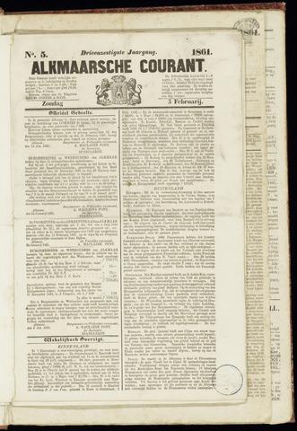 Alkmaarsche Courant 1861-02-03