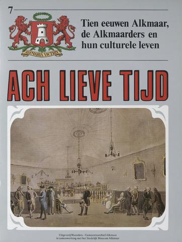 Ach Lieve Tijd Alkmaar 1988-03-01