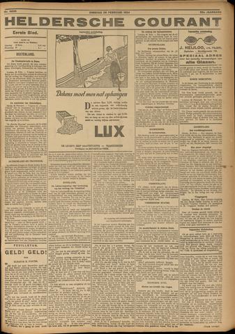 Heldersche Courant 1924-02-26