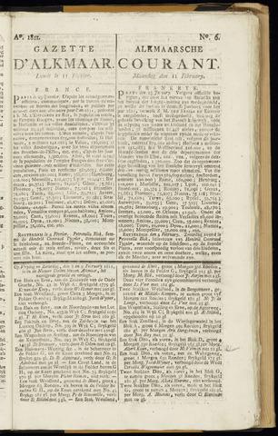 Alkmaarsche Courant 1811-02-11