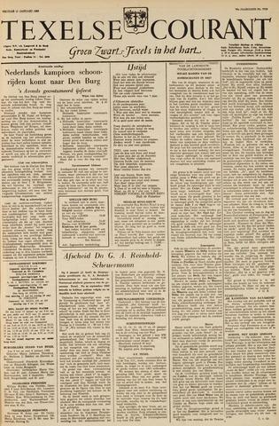 Texelsche Courant 1963-01-11