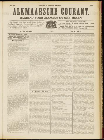 Alkmaarsche Courant 1910-03-26